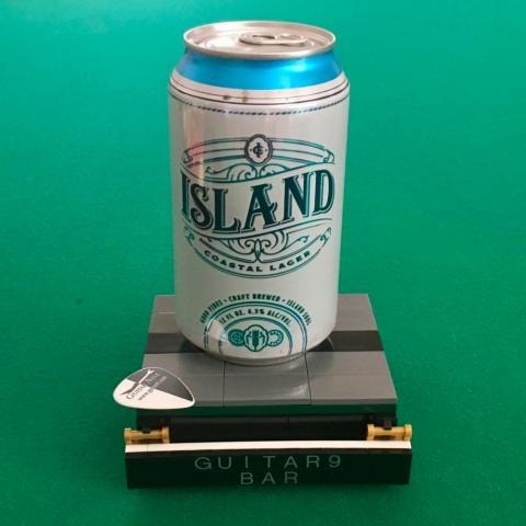 East Island Brewing Island Costal Lager