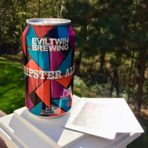 Evil Twin Brewing Hipster Ale American Pale Ale