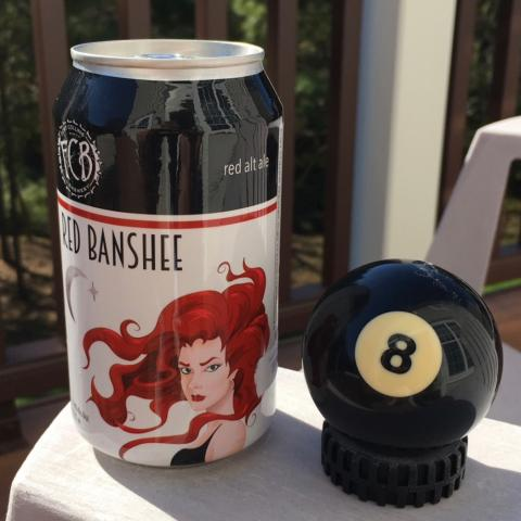 FCB (Fort Collins Brewing) Red Banshee Red Alt Ale