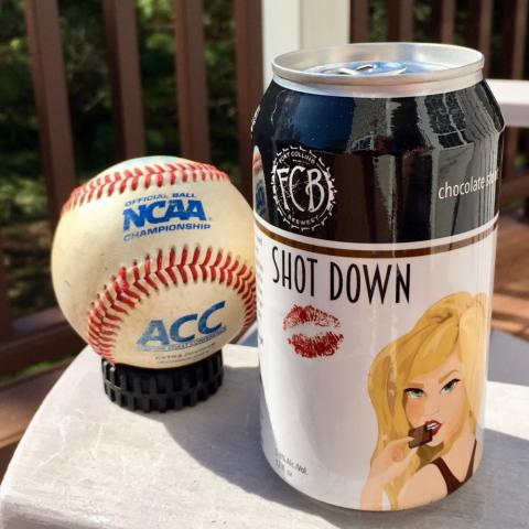 FCB (Fort Collins Brewing) Shot Down Chocolate Stout