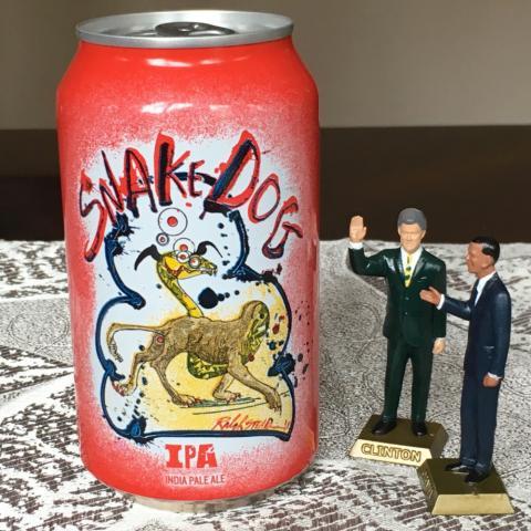 Flying Dog Brewery Snake Dog IPA (12 oz)