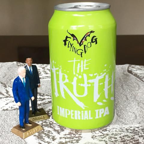 Flying Dog Brewery The Truth Imperial IPA (12 oz)
