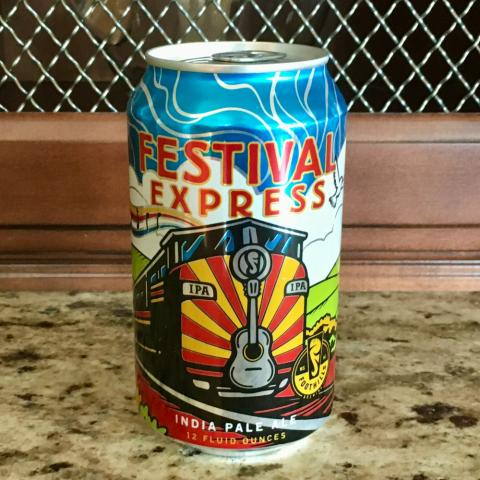 Foothills Brewing Festival Express India Pale Ale (12 oz)