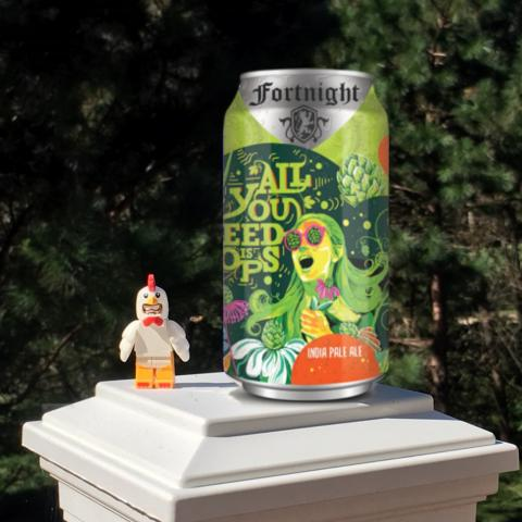 Fortnight All You Need Is Hops India Pale Ale