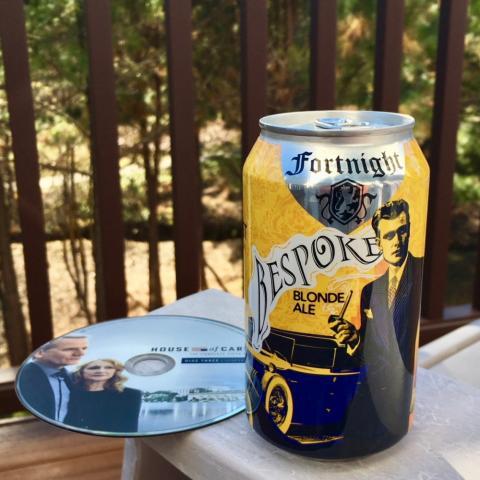 Fortnight Bespoke Blonde Ale