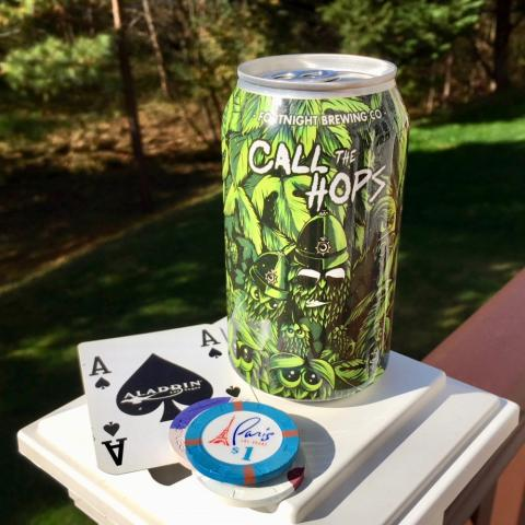 Fortnight Call The Hops New England IPA