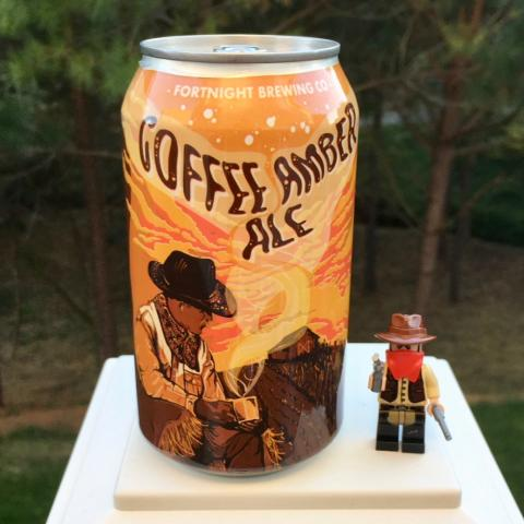 Fortnight Coffee Amber Ale
