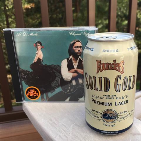 Founders Solid Gold Premium Lager