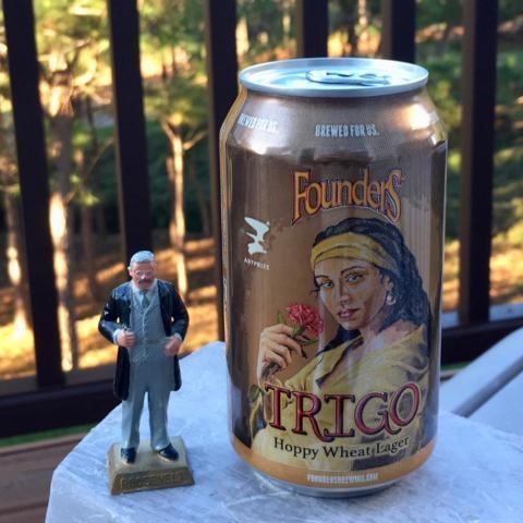 Founders Trigo Hoppy Wheat Lager