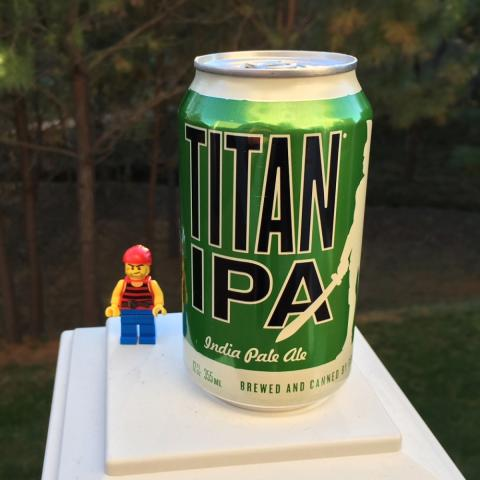 Great Divide Brewing Titan IPA India Pale Ale