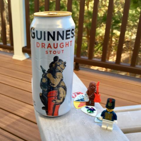 Guinness Draught Stout Alt D