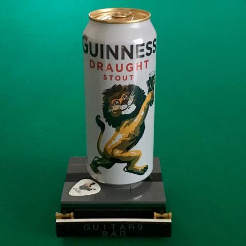 Guinness Draught Stout Alt F