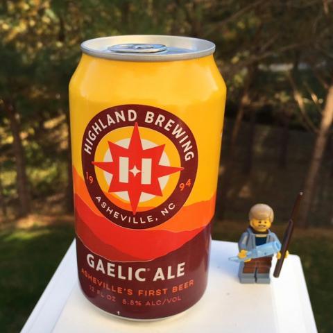 Highland Brewing Gaelic Ale