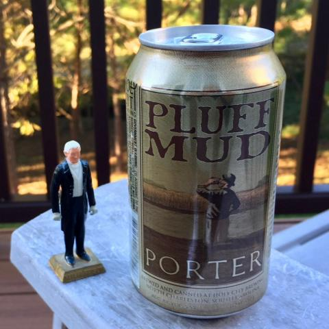 Holy City Brewery Pluff Mud Porter