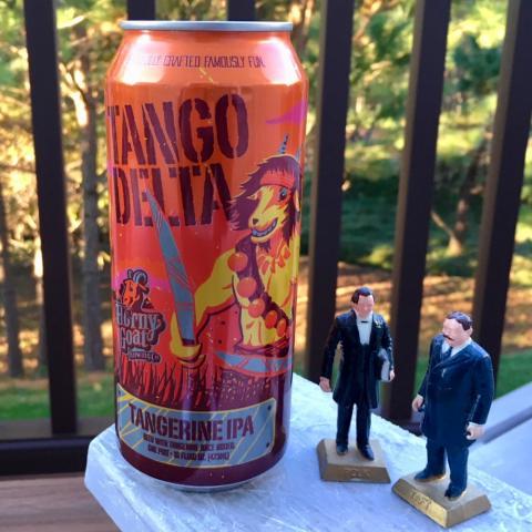 Horny Goat Brewing Tango Delta Tangerine IPA