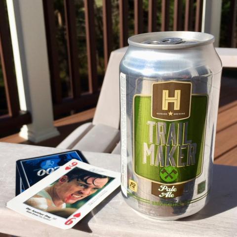 Howard Brewing Trail Maker Pale Ale
