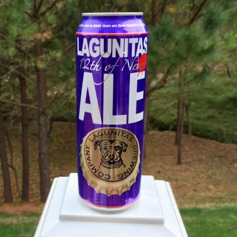 Lagunitas Brewing 12th Of Never Ale