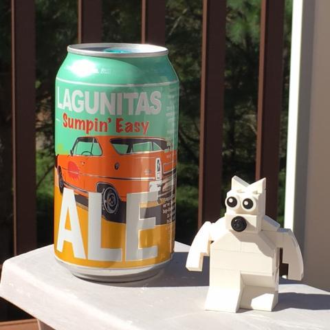 Lagunitas Brewing Sumpin' Easy Ale