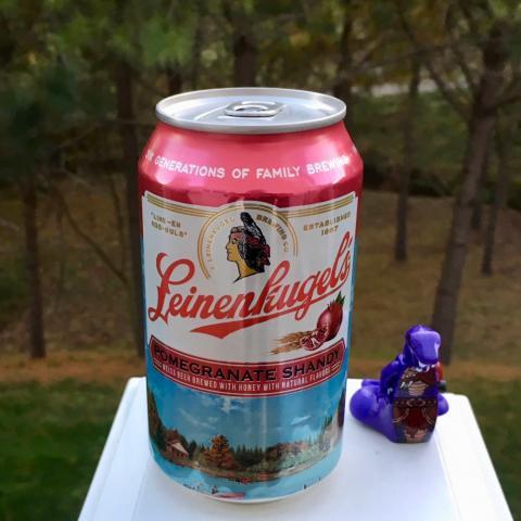 Leinenkugel's Pomegranate Shandy