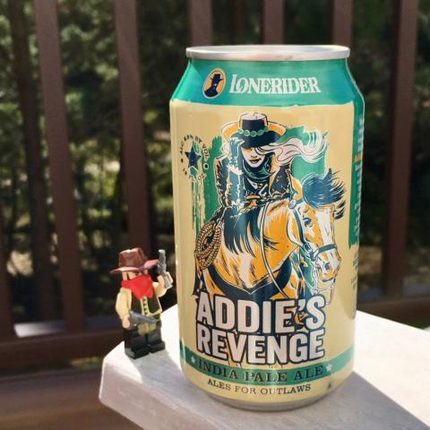 Lonerider Addie's Revenge India Pale Ale