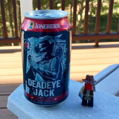 Lonerider Deadeye Jack Porter