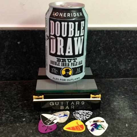 Lonerider Double Draw Brut Double India Pale Ale