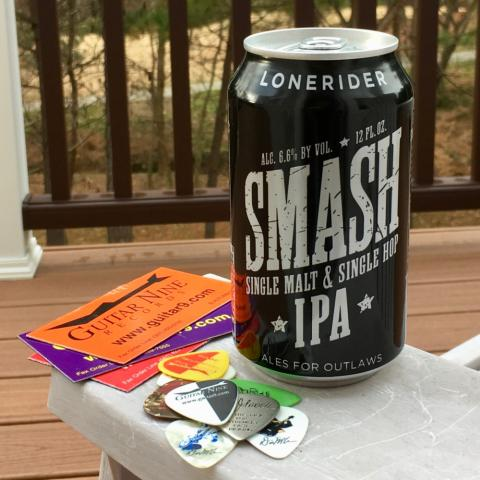 Lonerider Smash IPA