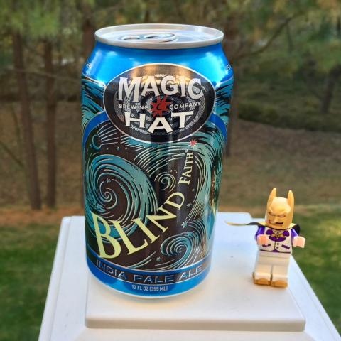 Magic Hat Brewing Blind Faith India Pale Ale