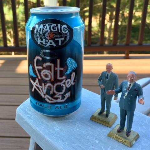 Magic Hat Brewing Fat Angel Pale Ale