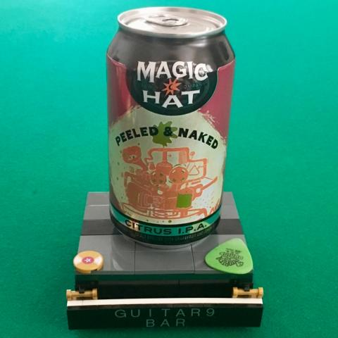 Magic Hat Brewing Peeled And Naked Citrus I.P.A.