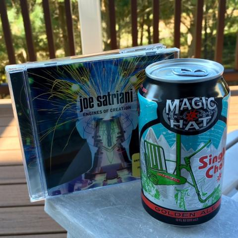 Magic Hat Brewing Single Chair Golden Ale