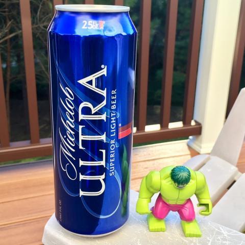 Michelob Ultra Light Beer