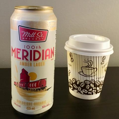 Mill Street Brewery 100th Meridian Amber Lager