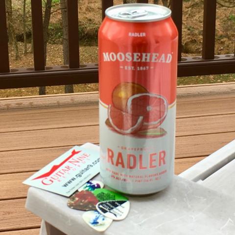 Moosehead Breweries Grapefruit Radler