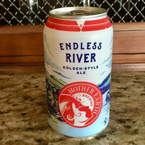 Mother Earth Brewing Endless River Kolsch-Style Ale (12 oz)