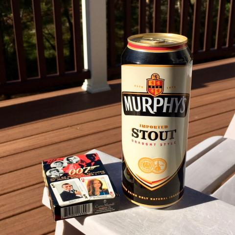 Murphy's Draught Style Stout