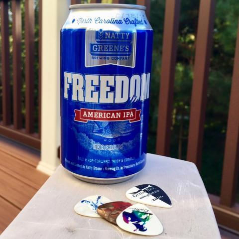 Natty Greene's Freedom American IPA