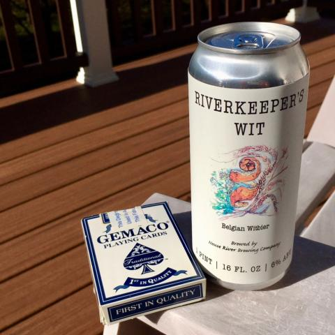 Neuse River Brewing Riverkeeper's Wit Belgian Witbier