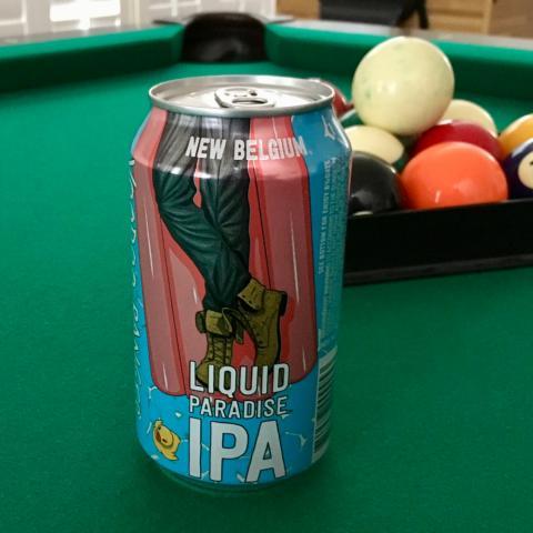 New Belgium Voodoo Ranger Liquid Paradise IPA