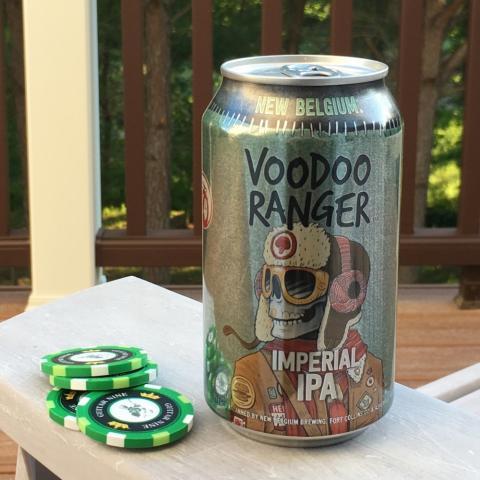New Belgium Voodoo Ranger Imperial IPA (12 oz)