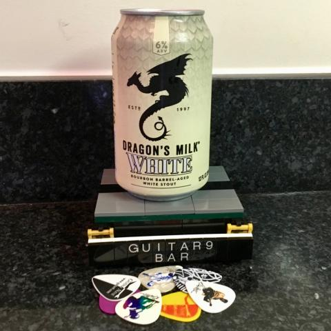 New Holland Brewing Dragon's Milk White Stout