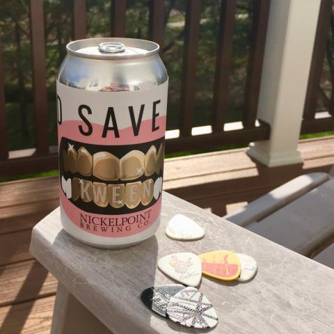 Nickelpoint Brewing God Save The Kween IPA