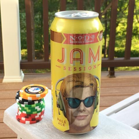 NoDa Brewing Jam Session Pale Ale (16 oz)