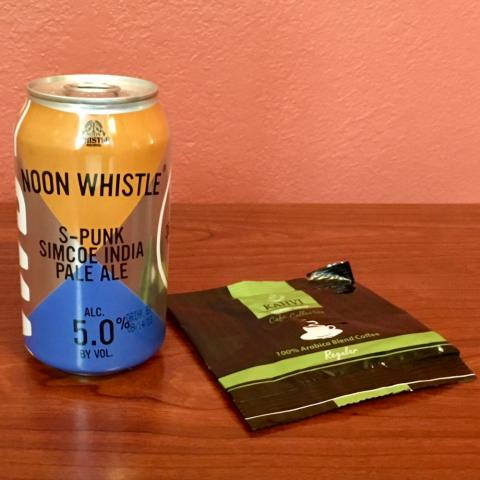 Noon Whistle S-Punk Simcoe India Pale Ale