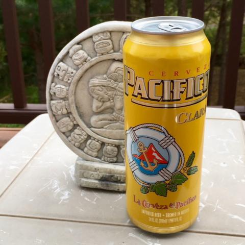 Cerveceria De Coahuila Pacifico Cerveza Clara Beer