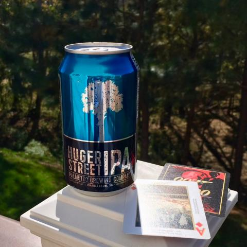 Palmetto Brewing Huger Street IPA