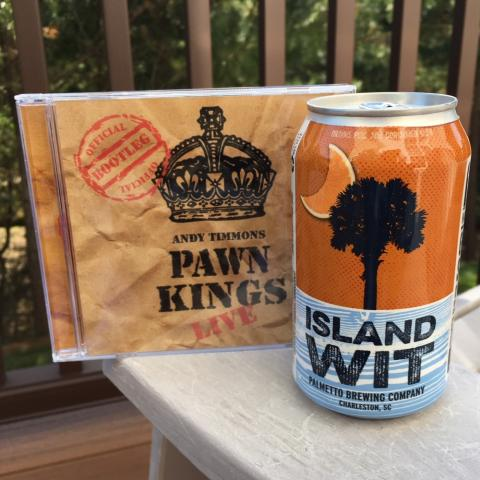 Palmetto Brewing Island Wit Beer