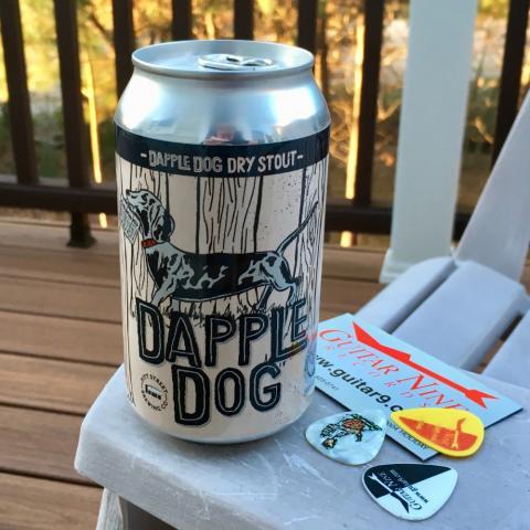 Pitt Street Brewing Dapple Dog Dry Stout