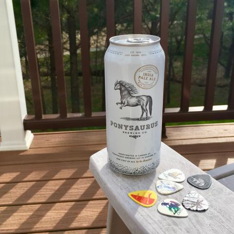 Ponysaurus Brewing India Pale Ale