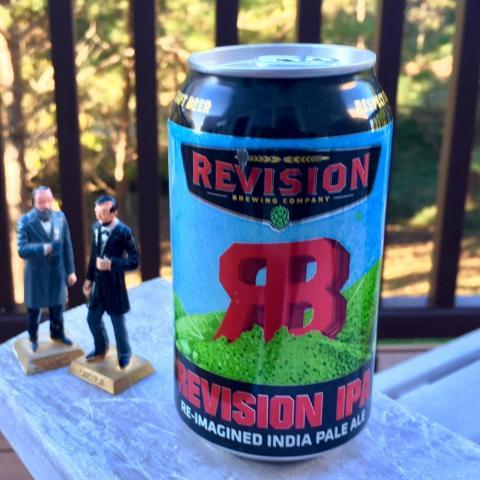 Revision Brewing Revision IPA